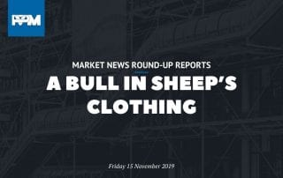 A bull in sheep's clothing