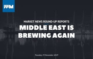 Middle East is brewing again