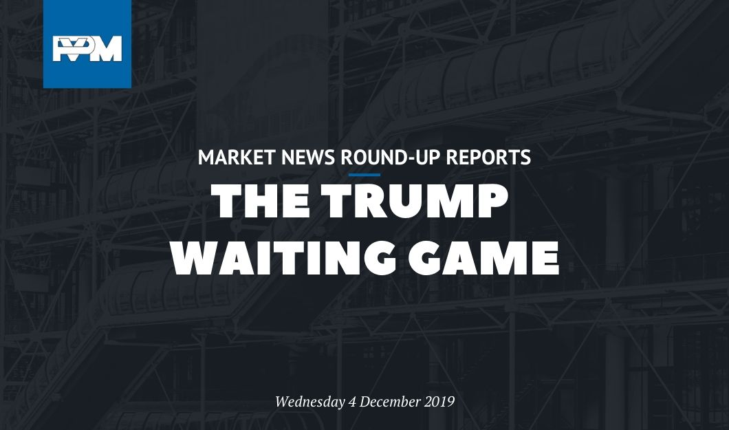 The Trump waiting game